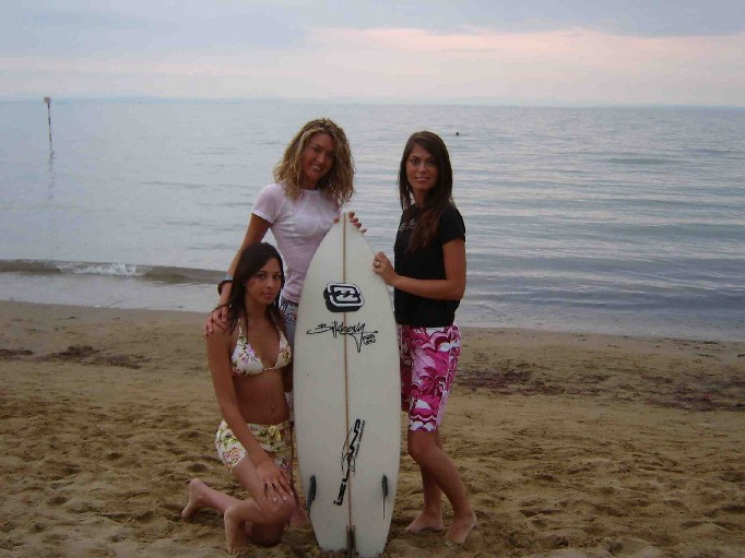 Lignano Billabong chicks.jpg