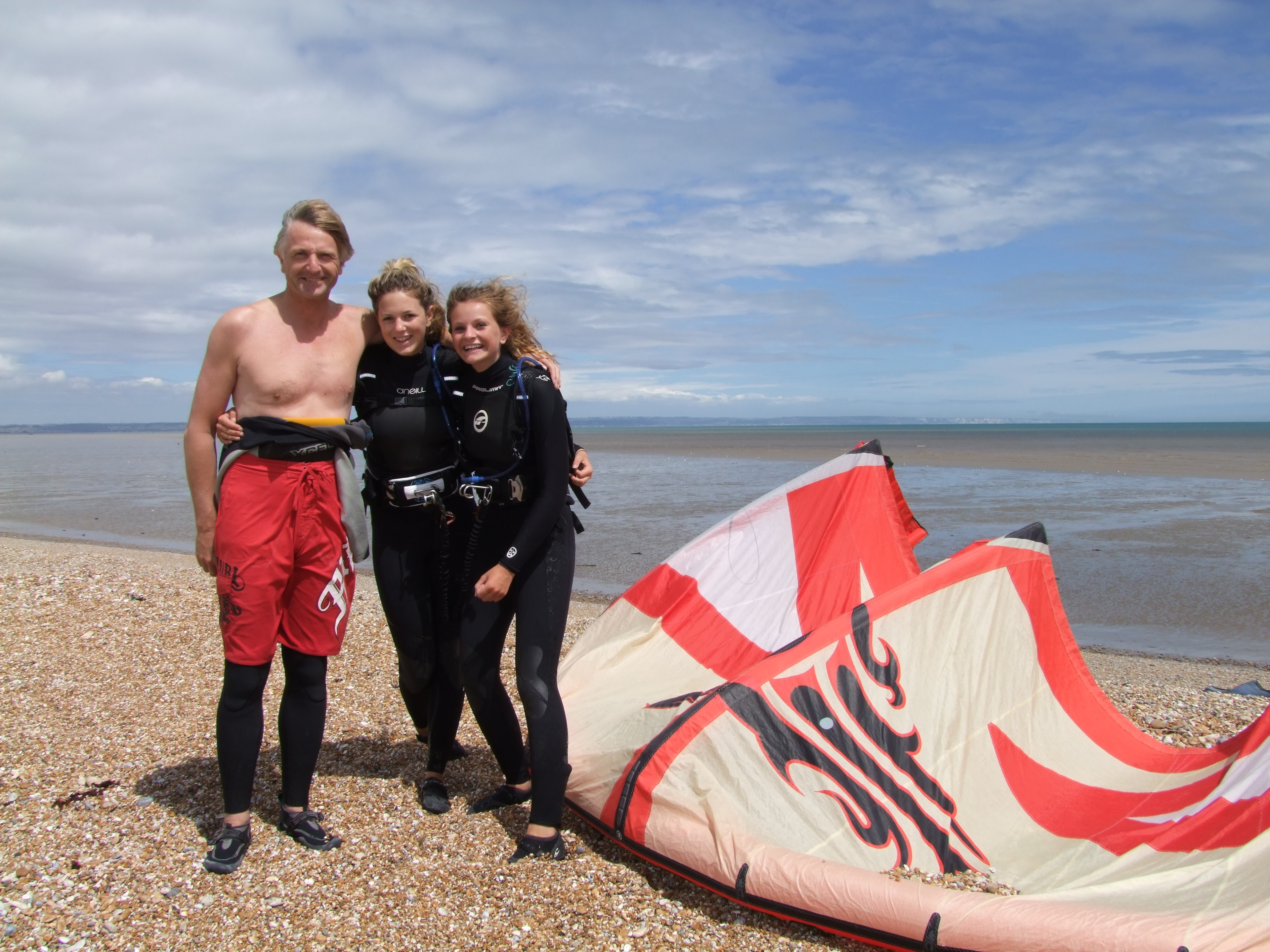 Ralph, Lucy and Polly at Dungeness.jpg