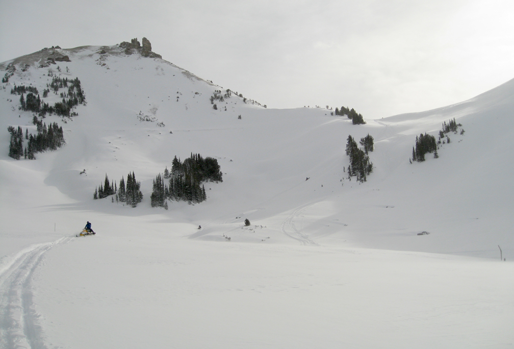 Heading to the north of Crown Butte kite spot.jpg