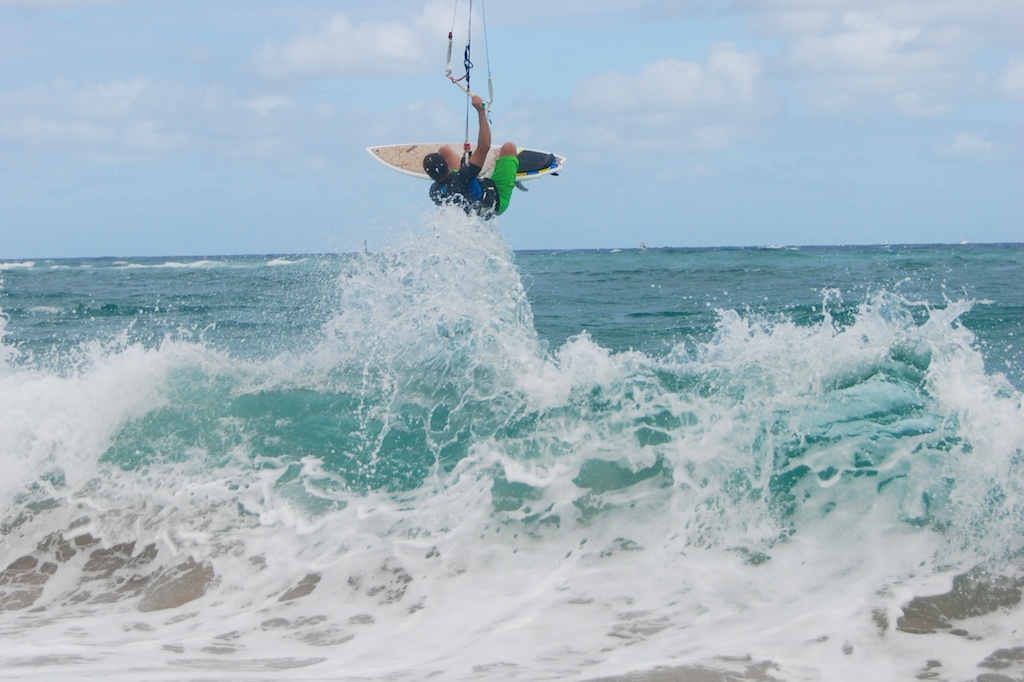 "Dimitri having a blast on his surf board REEF 5'7"".jpg"