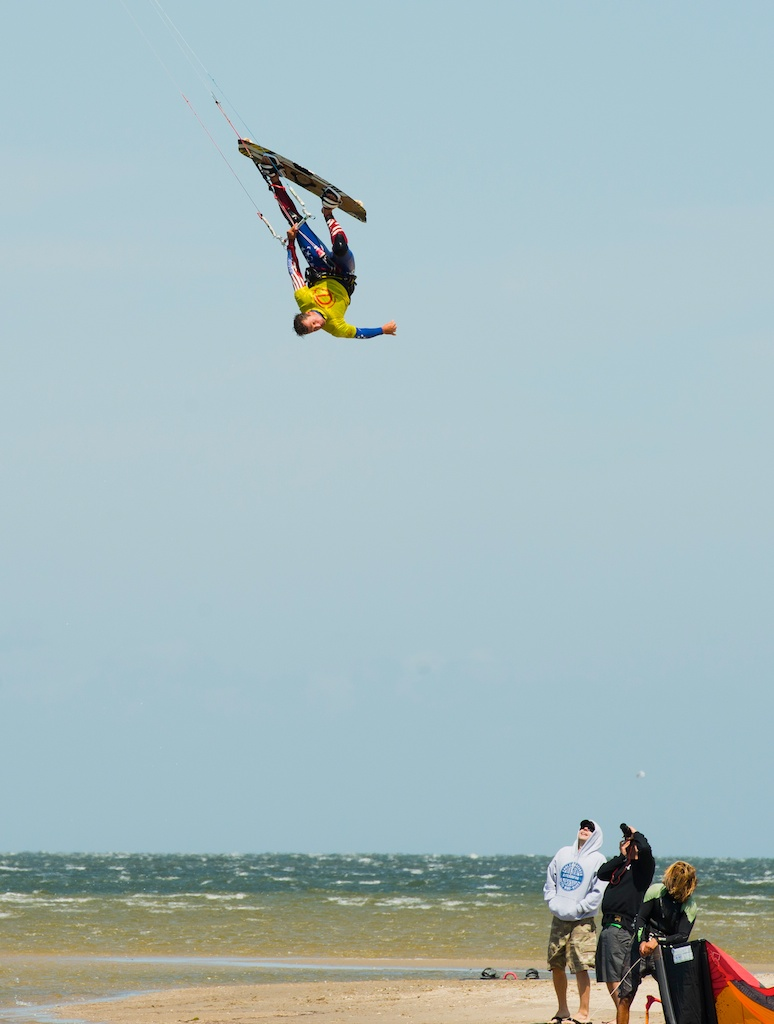 Testing the Screamer 10 (4G) prototype.  Photo. Lane Dupont.jpg
