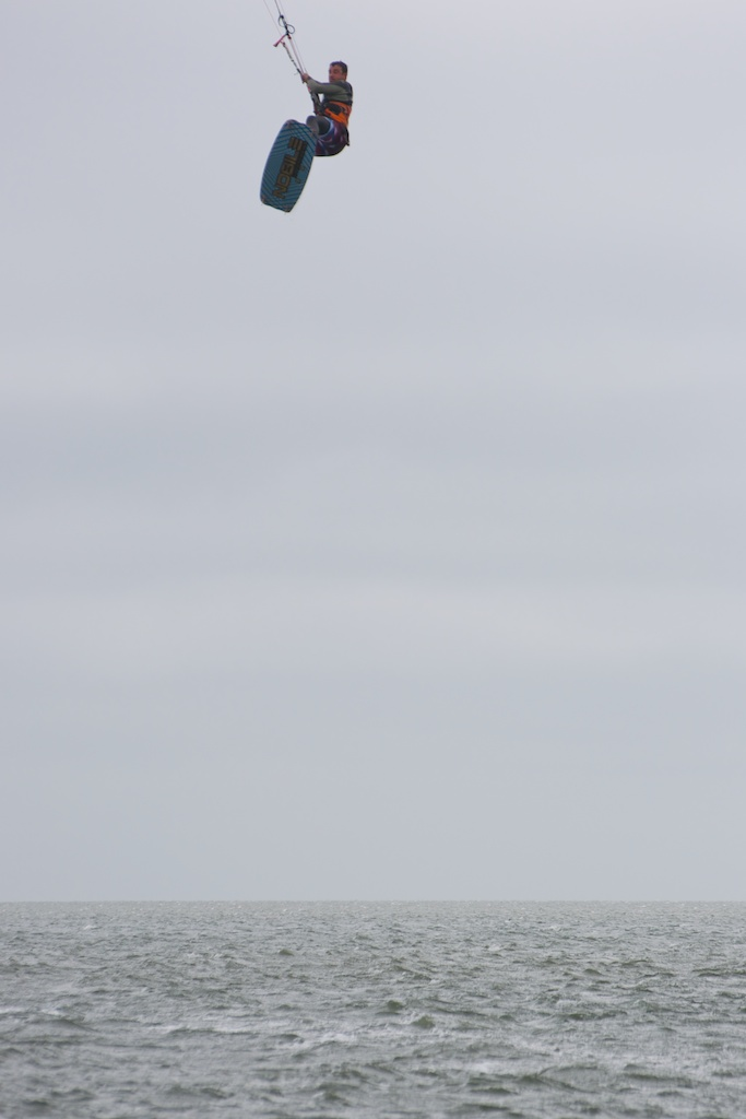 Canadian Kiter testing the EPIC kite his friends on the beach never saw him jump so high.jpg