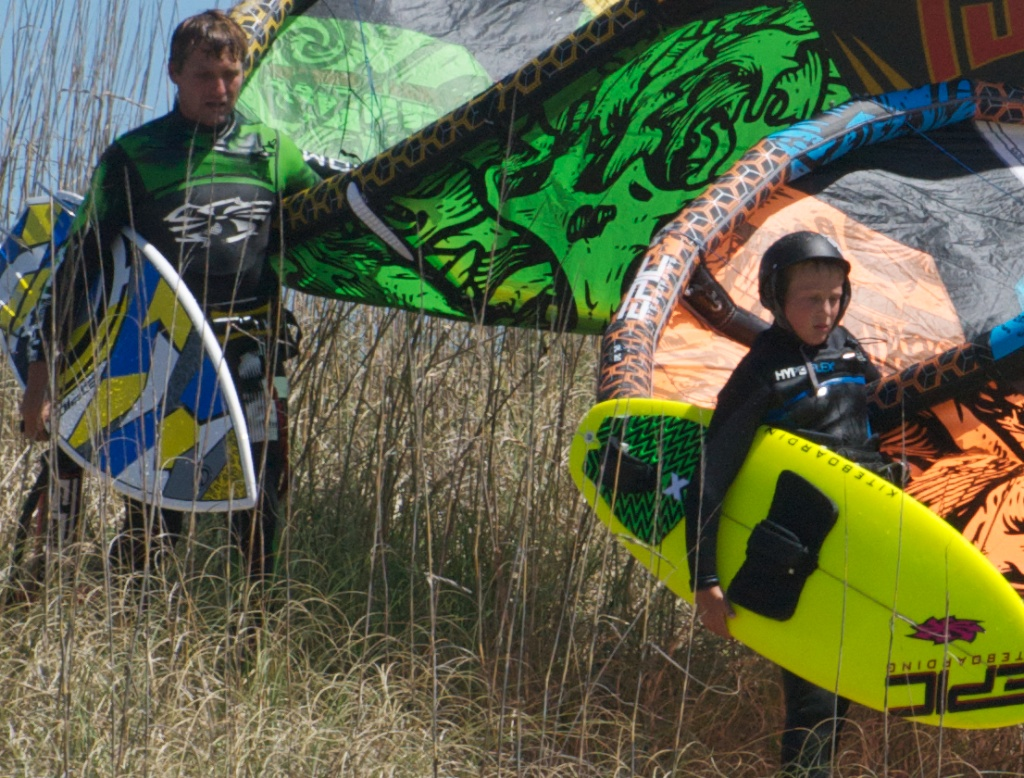 Dimitri and son Cameron on the RENEGADE 4G prototype.jpg