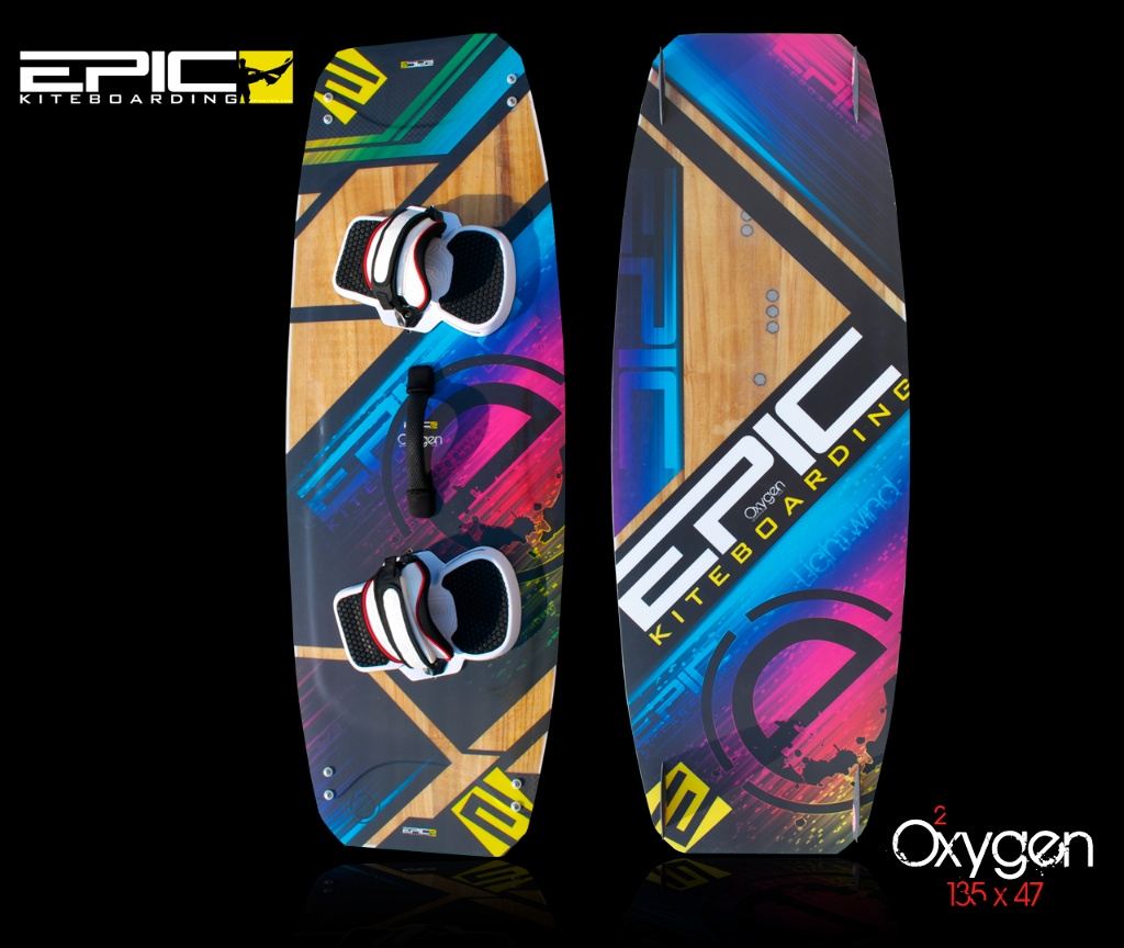 OXYGEN V2 board from EPIC kites.jpg