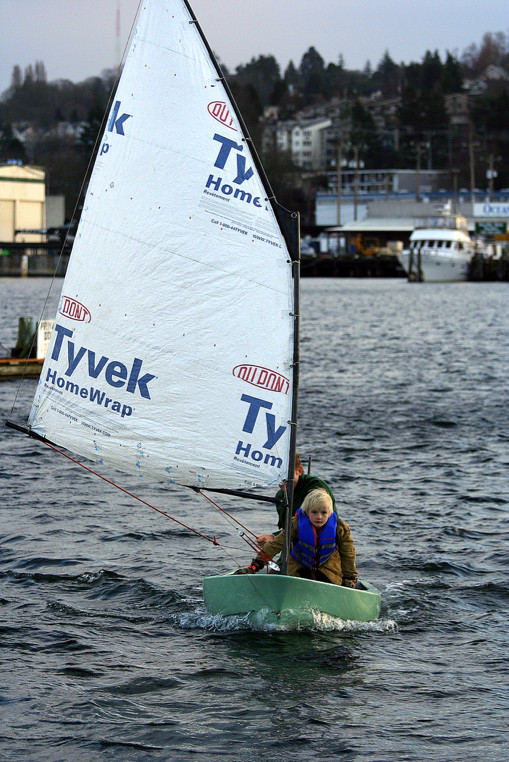Tyvek dinghy sail.jpeg