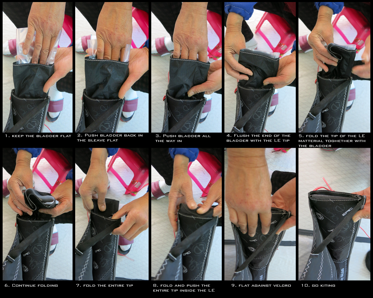 HOW TO FOLD THE TIP OF A LE OR STRUT BLADDER.jpg