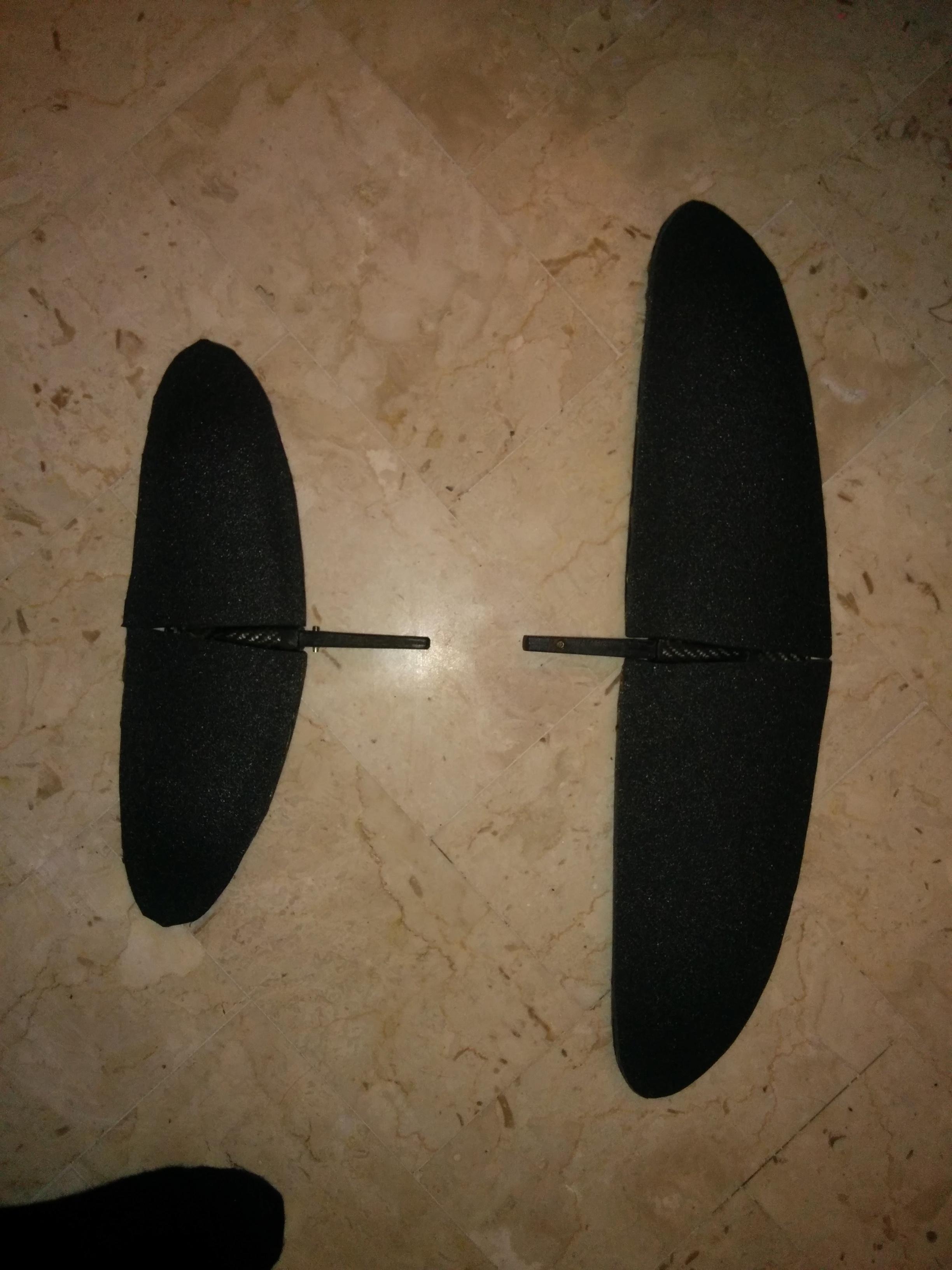 Rangement aile avant File
