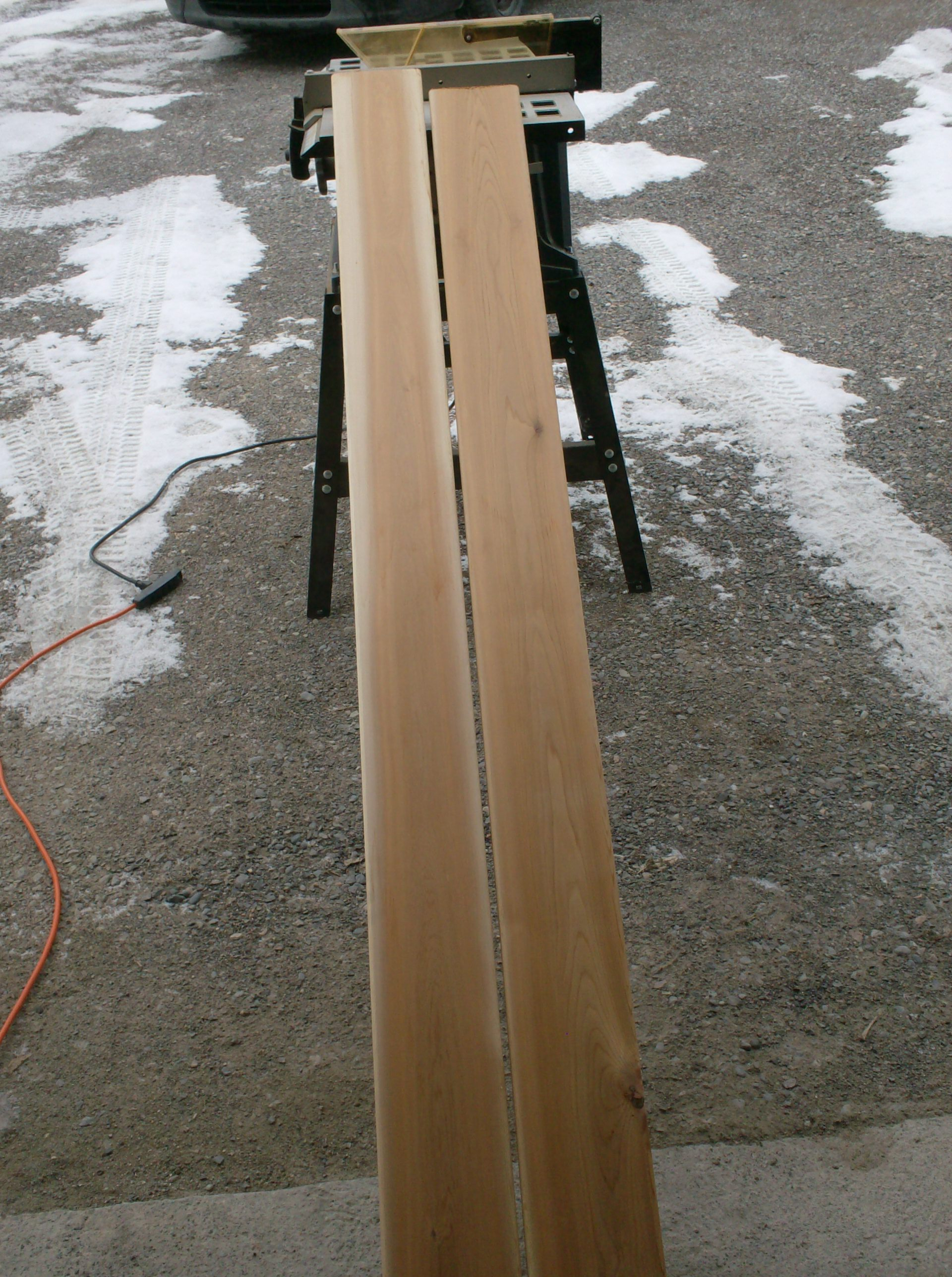 Step 2 Cedar boards.JPG